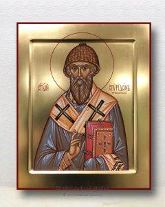 Икона «Спиридон Тримифунтский, святитель» (образец №8)