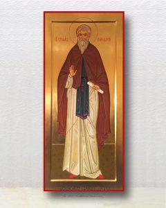 Икона «Стефан Комельский, преподобный»