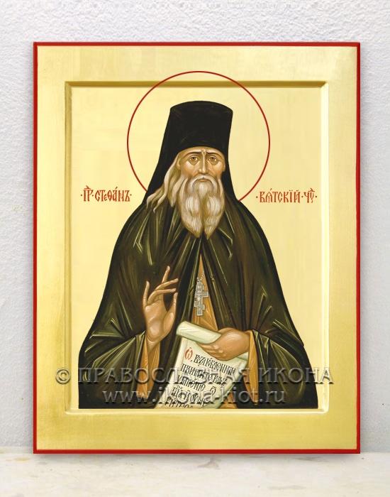 Икона «Стефан Вятский» (образец №1)