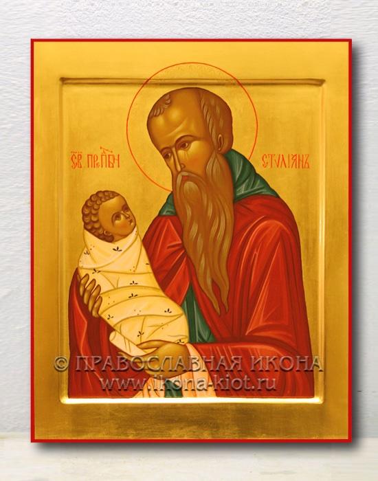 Икона «Стилиан Пафлагонянин, прп.» (образец №1)