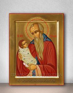 Икона «Стилиан Пафлагонянин, преподобный» (образец №6)