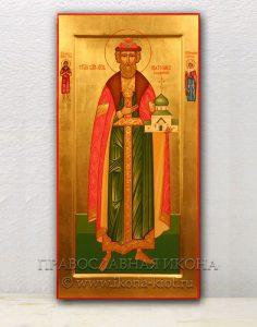 Икона «Святослав Владимирский» (образец №1)