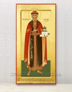 Икона «Святослав Владимирский» (образец №2)