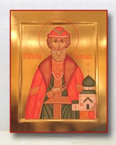 Икона «Святослав Владимирский» (образец №3)
