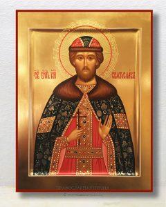 Икона «Святослав Владимирский» (образец №4)