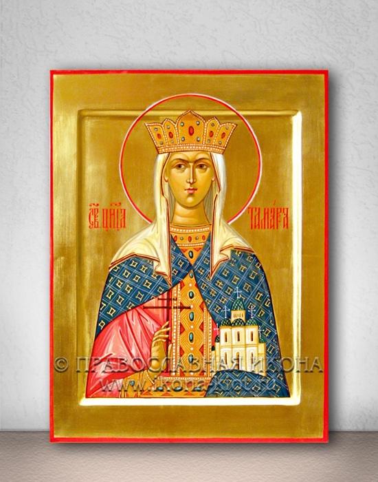 Икона «Тамара, царица» (образец №1)