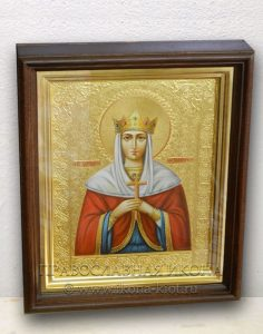 Икона «Тамара царица» (образец №4)