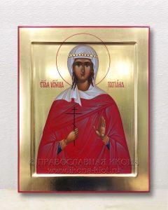 Икона «Татьяна Римская, мученица» (образец №10)