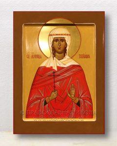 Икона «Татьяна Римская, мученица» (образец №11)