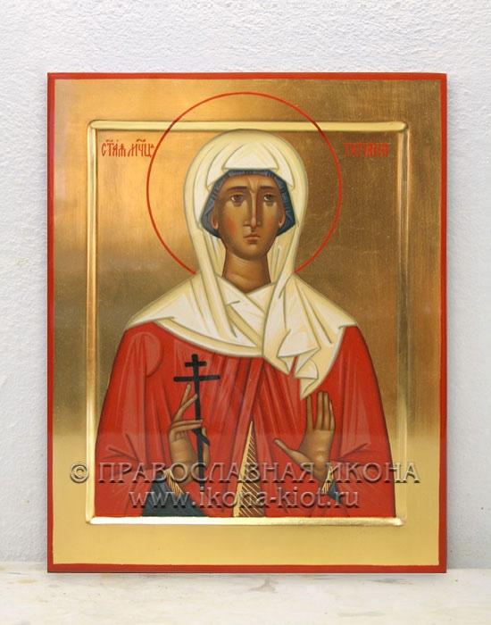 Икона «Татьяна Римская, мученица» (образец №3)