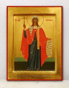 Икона «Татьяна Римская, мученица» (образец №5)