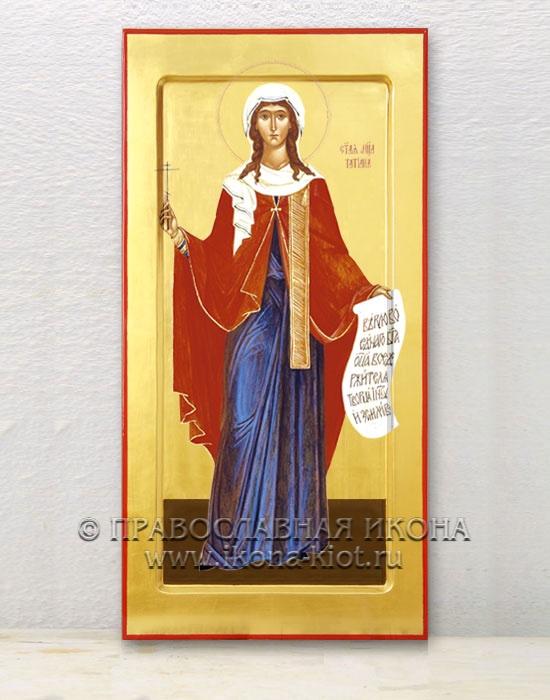 Икона «Татьяна Римская, мученица» (образец №6)