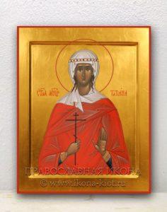 Икона «Татьяна Римская, мученица» (образец №8)