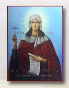 Икона «Татьяна Римская, мученица» (образец №9)