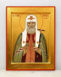 Икона «Тихон Патриарх» (образец №3)