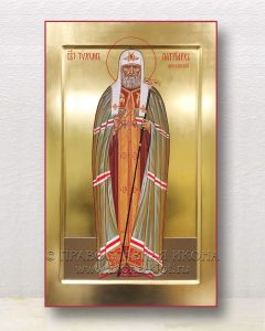 Икона «Тихон Патриарх» (образец №5)