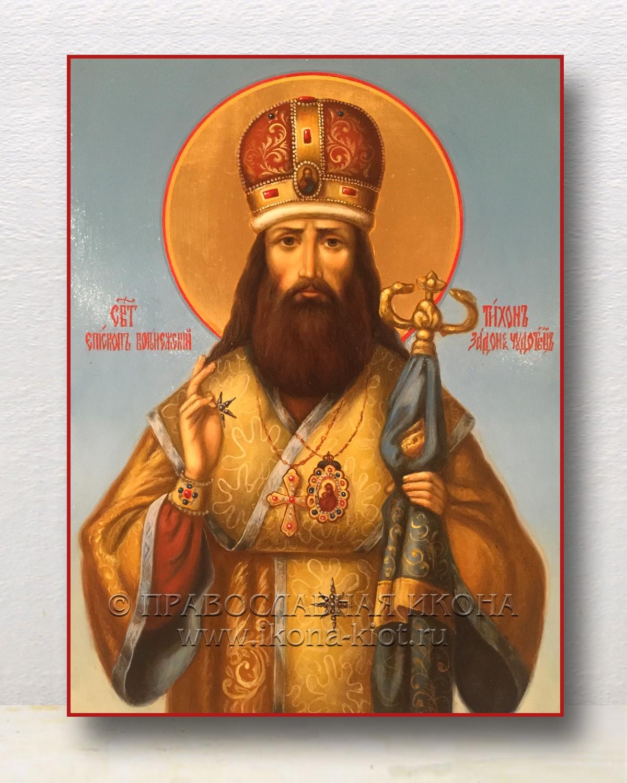 Икона «Тихон Задонский, святитель» (образец №2)