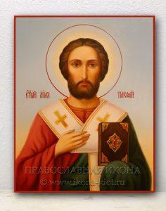 Икона «Тимофей, апостол, епископ Ефесский» (образец №2)