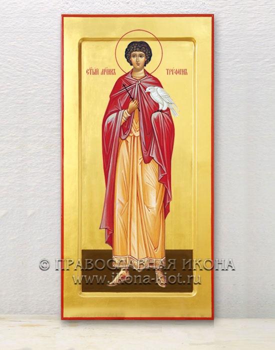 Икона «Трифон, святой мученик» (образец №4)