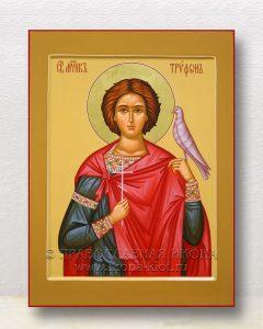 Икона «Трифон, святой мученик» (образец №12)