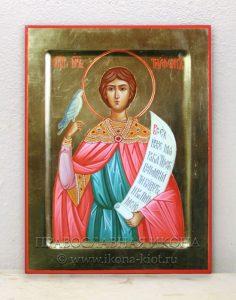 Икона «Трифон, святой мученик» (образец №5)
