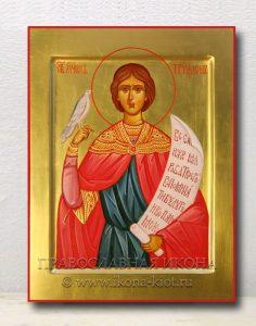 Икона «Трифон, святой мученик» (образец №7)