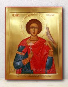 Икона «Трифон, святой мученик»