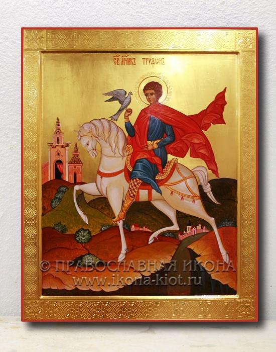 Икона «Трифон, святой мученик» (образец №3)