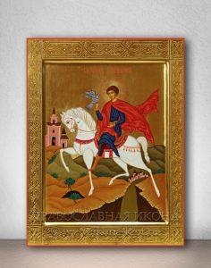 Икона «Трифон, святой мученик» (образец №8)