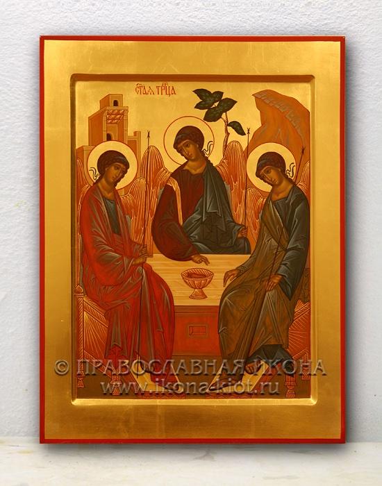 Икона «Святая Троица» (образец №2)