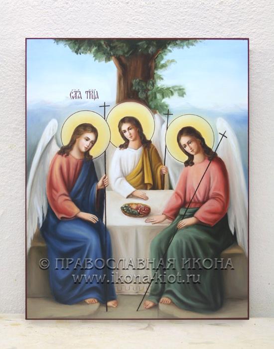 Икона «Святая Троица» (образец №3)
