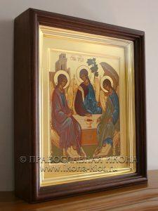 Икона «Святая Троица» (образец №14)