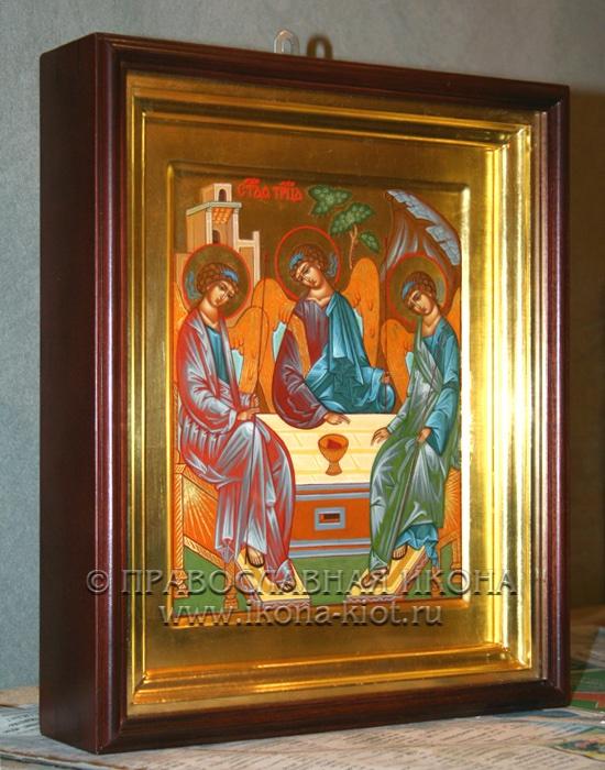 Икона «Святая Троица» (образец №15)