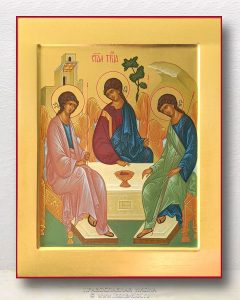 Икона «Святая Троица» (образец №1)