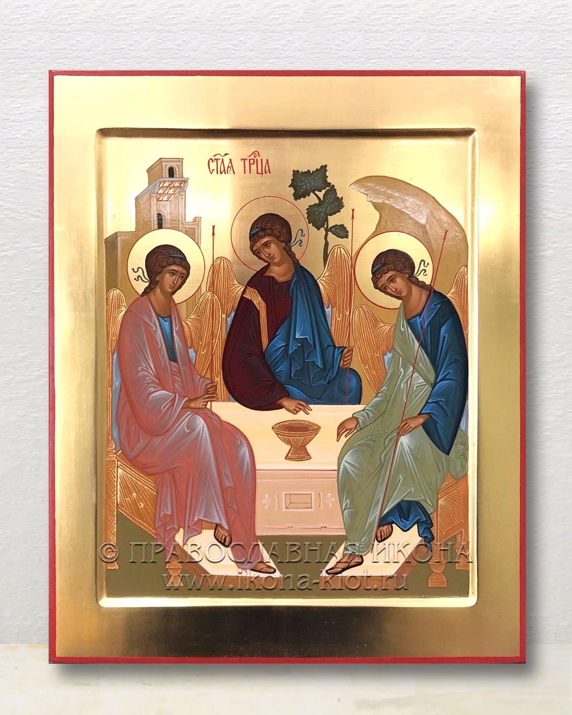 Икона «Святая Троица» (образец №17)