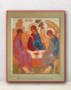 Икона «Святая Троица» (образец №4)