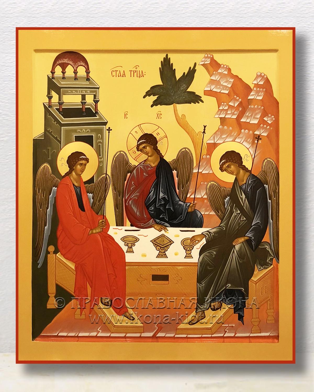 Икона «Святая Троица» (образец №10)