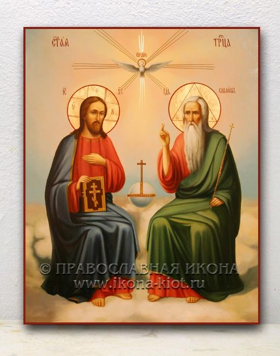 Икона «Троица Новозаветная» (образец №1)