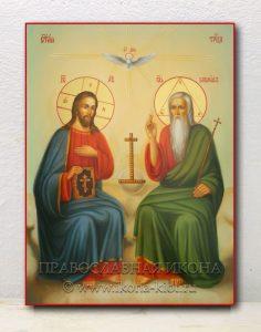 Икона «Троица Новозаветная» (образец №3)