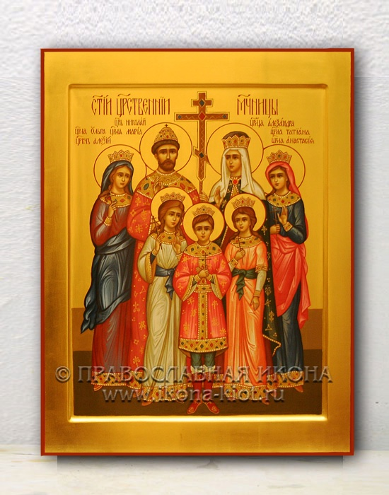 Царская семья, Царственные ...: www.ikona-kiot.ru/ikona/tsarskaya-semya.html