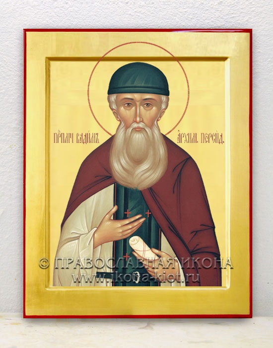 Икона «Вадим Персидский, мученик» (образец №5)