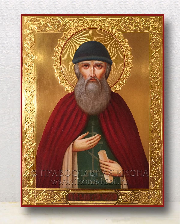 Икона «Вадим Персидский, мученик» (образец №2)