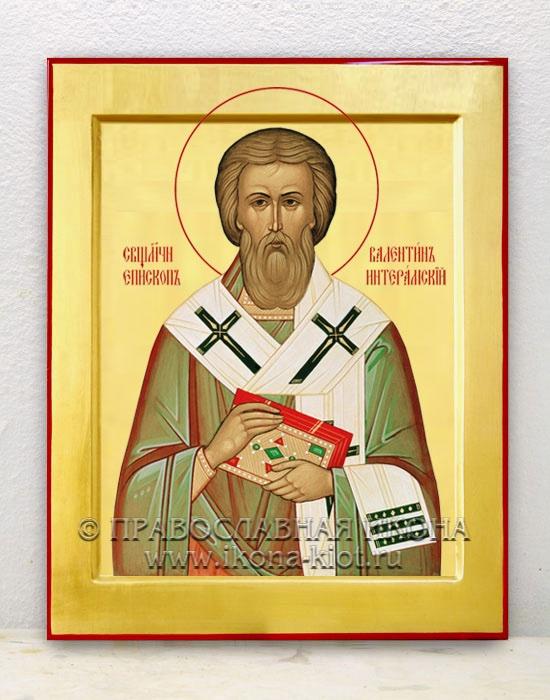 Икона «Валентин Интерамский, священномученик»