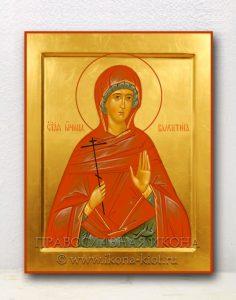 Икона «Валентина, мученица» (образец №1)