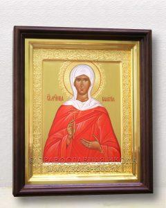 Икона «Валерия, мученица» (образец №5)