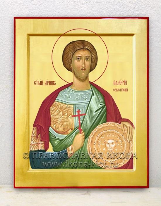 Икона «Валерий Севастийский, мученик» (образец №1)