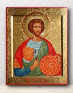 Икона «Валерий Севастийский, мученик» (образец №6)