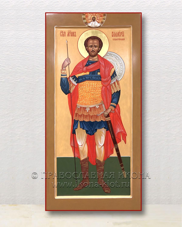 Икона «Валерий Севастийский, мученик» (образец №7)