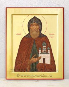 Икона «Варлаам Серпуховский»