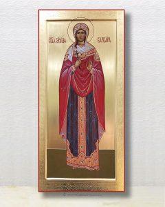 Икона «Варвара Илиопольская, великомученица» (образец №13)